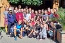 Adaptační kurz 1. ročníku na Vápenkách