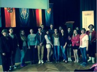 Setkání evropské mládeže v Herxheimu