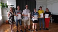 Předání certifikátů FCE 2019