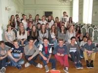 Mezinárodní výměnný pobyt studentů z Holandska