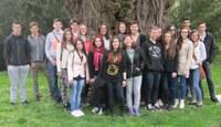 Mezinárodní výměnný pobyt studentů ze Srbska