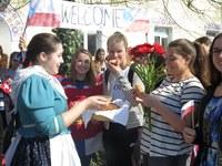 Mezinárodní výměnný pobyt studentů ze Švýcarska