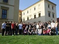 Výměnný pobyt studentů z Holandska