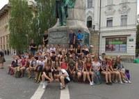 Mezinárodní výměna s Gimnazija Lava, Celje (Slovinsko)