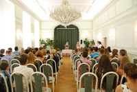 Slavnostní zahájení šk. roku pro primu a 1. ročník