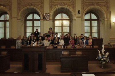 oktáva v Parlamentu ČR