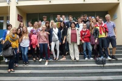 oktáva v Praze