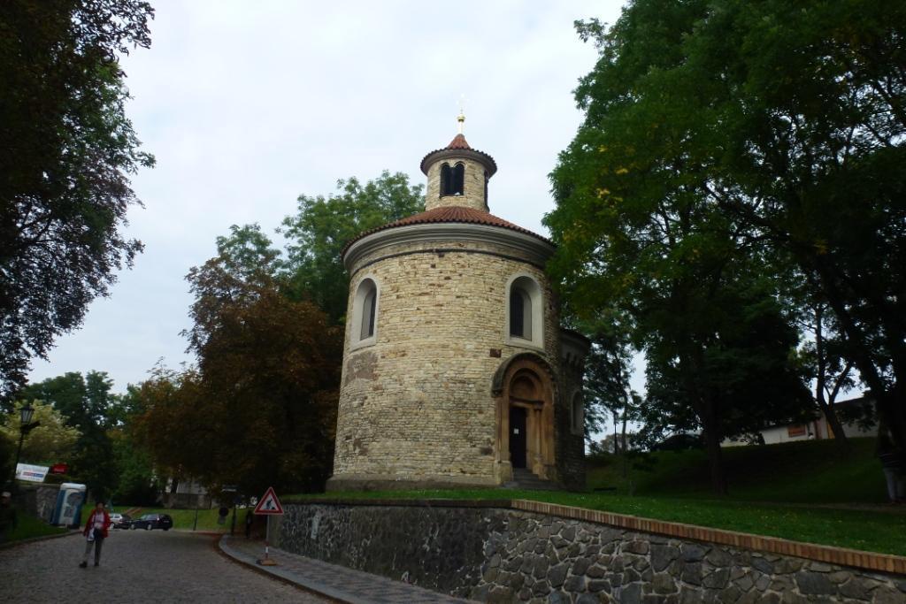 Rotunda na Vyšehradě