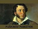 Logo Puškinův památník