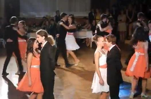 Ples 2014 - video č. 1