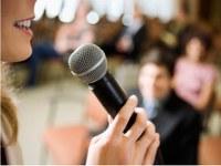 Soutěž v mluveném projevu - školní kolo